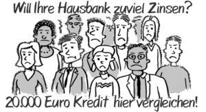 20000 Euro Kredit