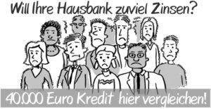 40000 Euro Kredit