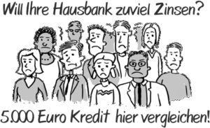 5000 Euro Kredit