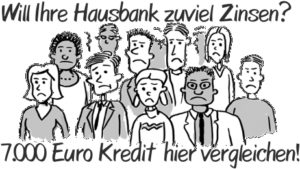7000 Euro Kredit